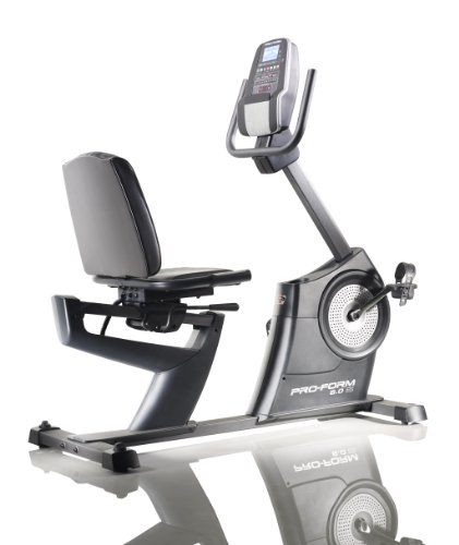 ProForm 6.0 ES Recumbent Bike Review