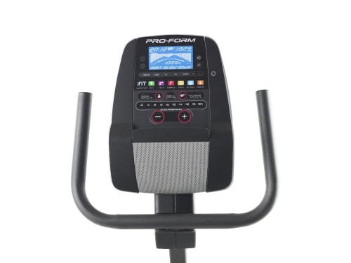ProForm 6.0 ES Recumbent Bike Console