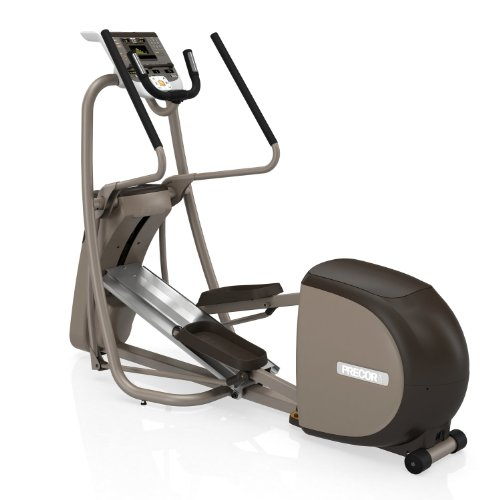 Precor EFX 5.37 Premium Series Elliptical Fitness Crosstrainer Review