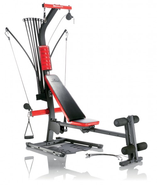 Bowflex pr home gym review