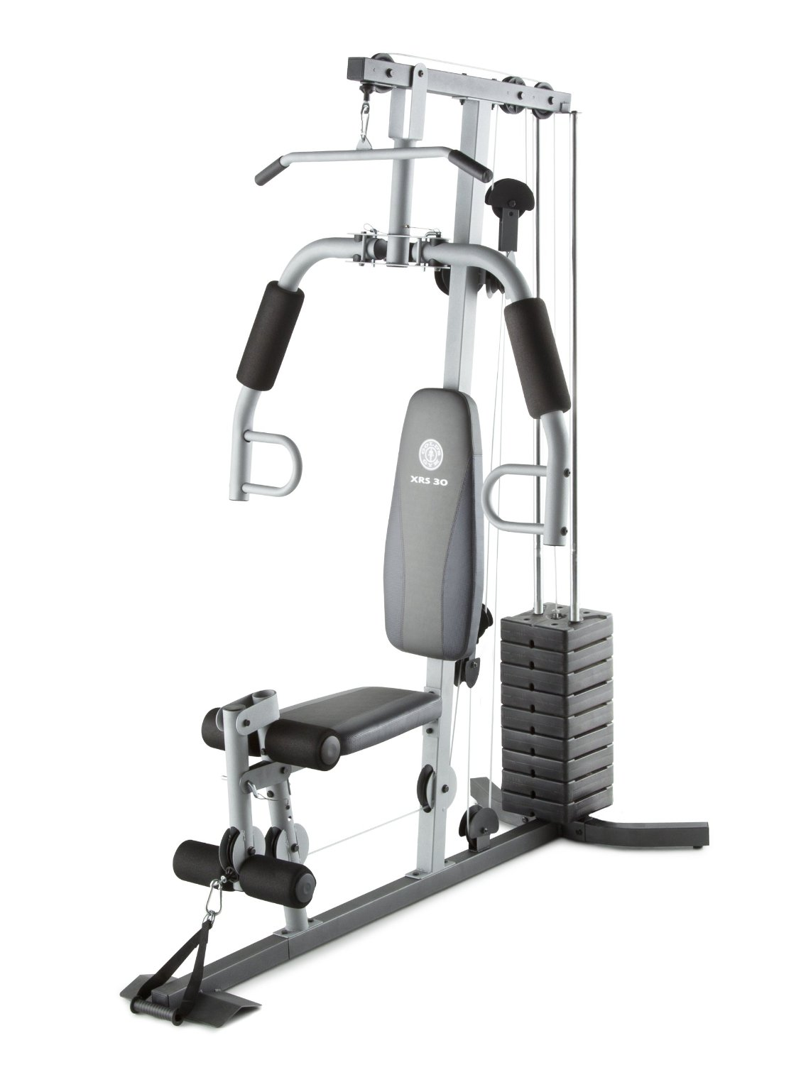 Gold s gym xrs system review