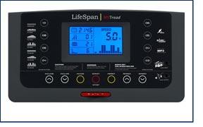 LifeSpan-TR200-console
