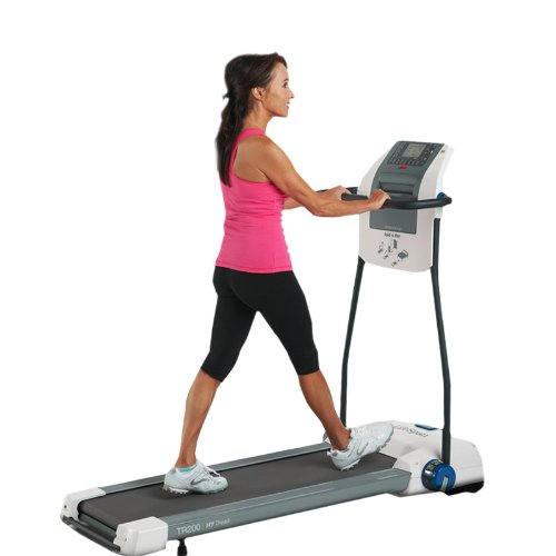 LifeSpan Fitness TR200 Fold-N-Stor Compact Treadmill Review
