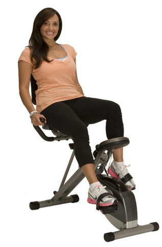 Folding Recumbant Bike Review