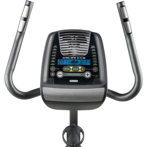 Golds 290C Upright Bike Console