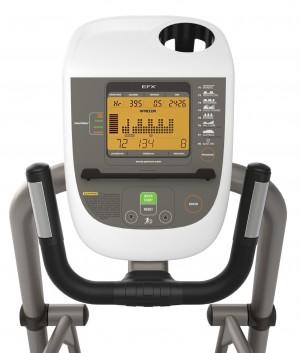 Precor 5.23 elliptical cross trainer console