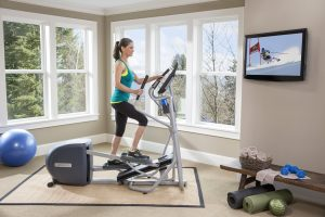 precor efx 222 elliptical review