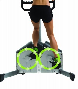 Helix Aerobic Lateral Trainer Rotation Review