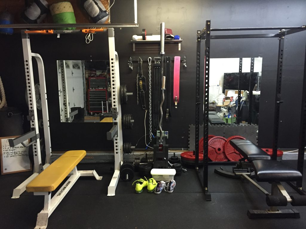 How to build the perfect home gym for How to create a home gym