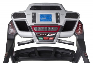 Sole F63 Treadmill Console Review