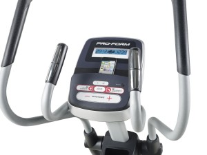 ProForm ZE 6 Elliptical Trainer Console