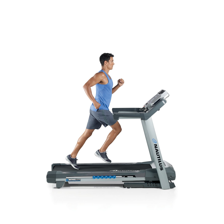 Nautilus T616 Treadmill Runner