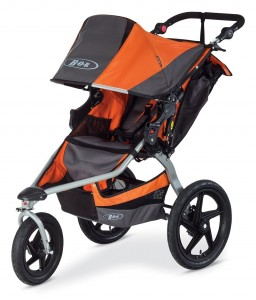 BOB Revolution Flex Stroller Orange