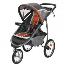 Graco Fast Action Fold Stroller Orange