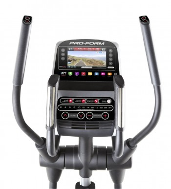 Proform 935E Elliptical Trainer Console Review