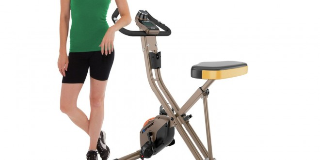 Exerpeutic GOLD 500 XLS Foldable Magnetic Upright Bike review