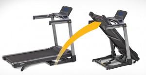 Treadmill-eFold-Folding-TReadmill-TR2000e