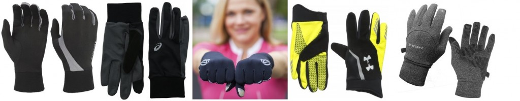 best winter running gloves