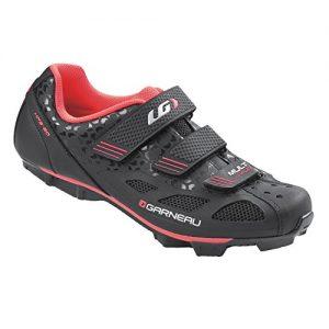 Louis Garneau Women's Multi Air Flex Fitness Mountain Cycling Shoe Review red