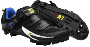 Mavic MTB and Spin Shoe Review