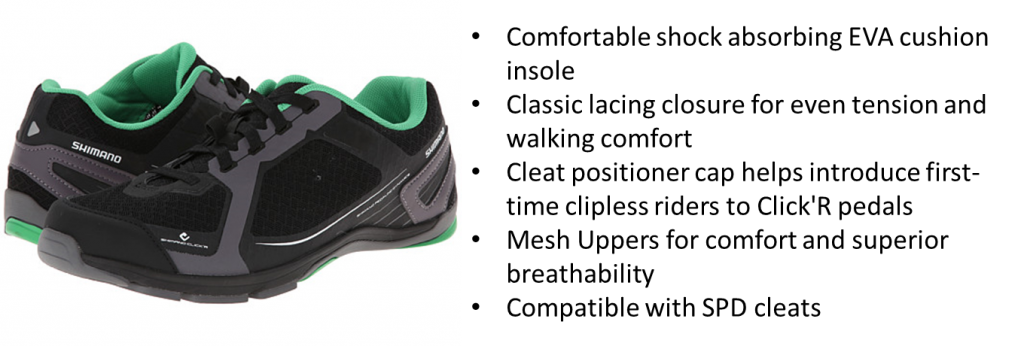shimano Sh-Ct41 Shoe Review features and best price