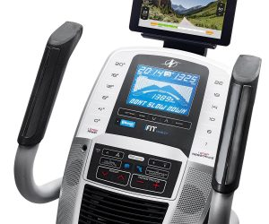 NordicTrack C 7.5 Elliptical Trainer Console Review