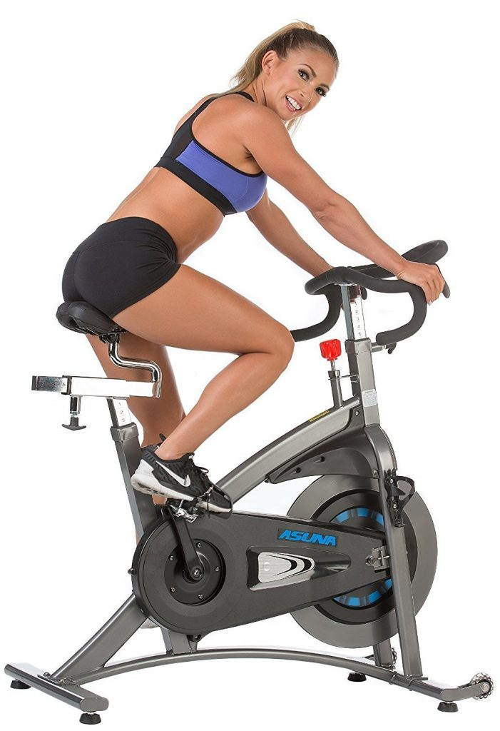 ASUNA 5100 Magnetic Belt Exercise Bike