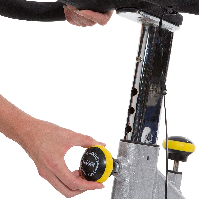 Exerpeutic Lx905 Review Adjustment Optimum Fitness