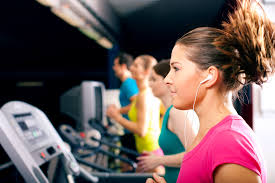 listen to music on treadmill