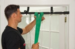 Assistance bands pull-up