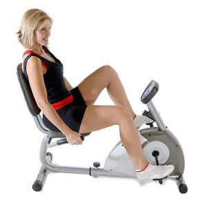 chafing exercise bike