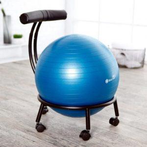 Gaiam Adjustable Custom-Fit Balance Ball Chair