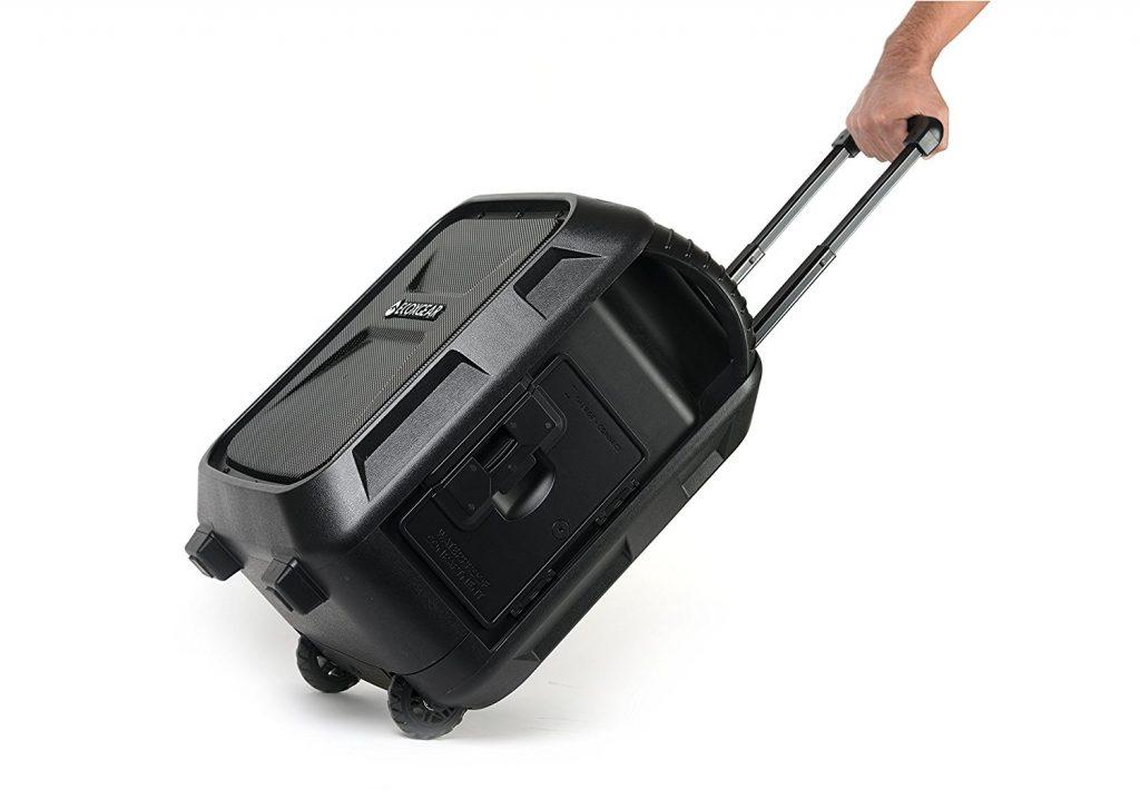 Exogear Waterproof Bluetooth Speaker