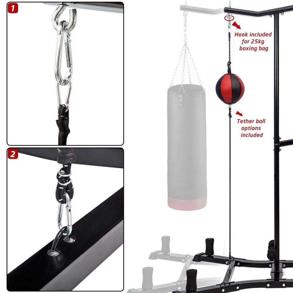 Merax Boxing Tower Review Optimum Fitness