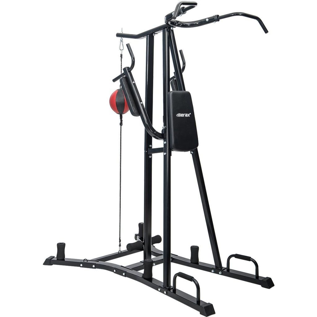 merax boxing power tower review optimum fitness. Black Bedroom Furniture Sets. Home Design Ideas