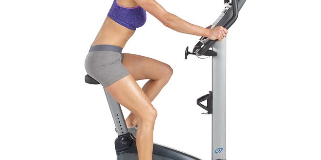 Nautilus U614 Upright Bike Review