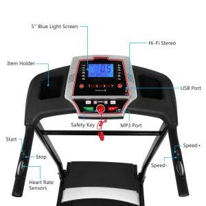 Simpfree Folding Treadmill